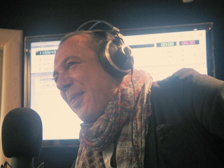 Federico Salvatore Ospite alla Radiazza