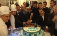 Il Napoli a Villa D'Angelo: De Laurentiis ha chiesto la massima concentrazione a tutto il gruppo