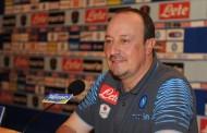 """Benitez: """"Napoli, ora serve la continuità. Il mio futuro? Parliamone tra due o tre mesi"""""""