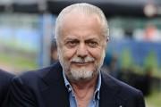 """De Laurentiis su Cavani: """"Grande estimatore di Edi, ma è difficile riportarlo nel Napoli. Non abbiamo bisogno di colpi ad effetto"""""""