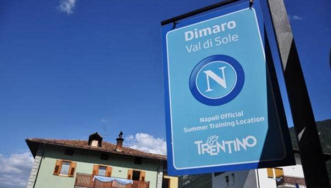 Napoli, il programma delle amichevoli in Val di Sole: cambia il primo test. Niente triangolare, si gioca con il Gozzano