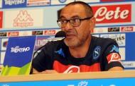 """Sarri: """"Possiamo vincere le ultime 5 partite. Tolisso ha rifiutato Napoli per Gomorra? Non sa che si è perso"""""""
