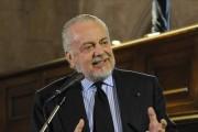 """De Laurentiis alla Commissione parlamentare antimafia: """"Bisognerebbe abolire la legge 91: il calcio andrebbe rifondato"""""""