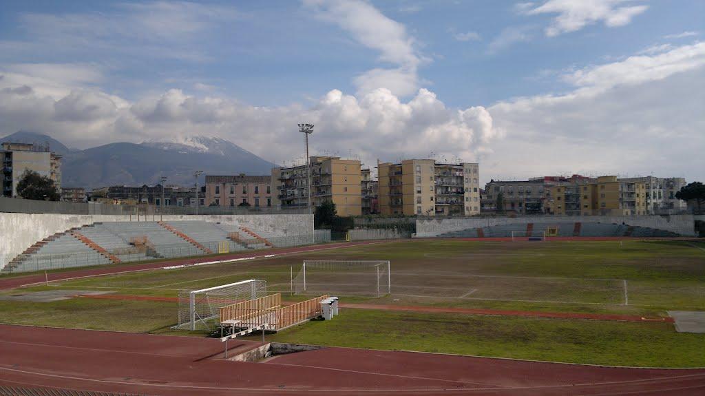 Portici: Stadio Chiuso Dopo Furto Cavi Di Rame