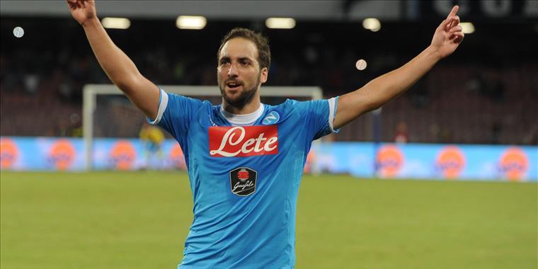 ไฮไลท์  SSC Napoli 4 - 0 Frosinone