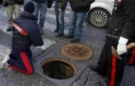 Napoli: Colpo In Banca Della Banda Del Buco