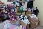 Sequestro Prodotti Tossici: Anche Maschere E Vestiti Di Carnevale