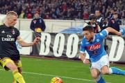 """Mertens in Belgio: """"Rinnovo il contratto oppure vado via dal Napoli"""". La società azzurra: intervista concessa prima del silenzio stampa"""