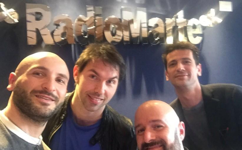 """Zero Assoluto ospiti in """"I Love Napoli"""" con Gigio Rosa"""