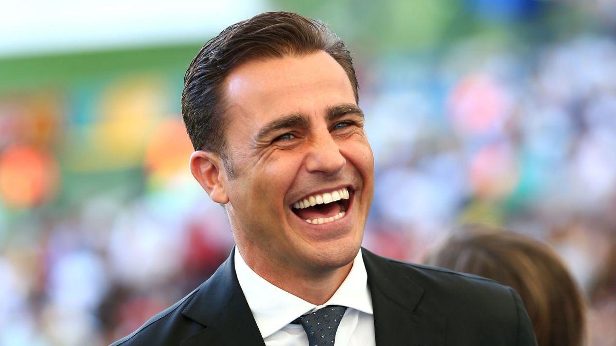 """Fabio Cannavaro """"Il Napoli pu² giocarsi lo scudetto gli azzurri"""