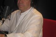 """Alla """"Radiazza"""" di Gianni Simioli il maestro Franco Dragone direttore del Teatro Festival di Napoli"""