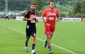 Napoli-Inter: Insigne si è allenato regolarmente. E' stato convocato da Sarri: va verso una maglia da titolare