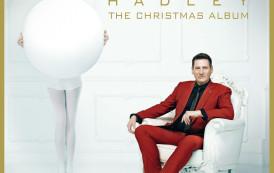 """TONY HADLEY  la nuova edizione di """"The Christmas Album""""  in uscita il 18 novembre"""