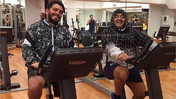 "Diego Maradona junior: ""Darei una chance a Sepe e poi prenderei Sirigu. Il Mondiale? Tifo Argentina"""