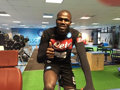 Koulibaly compie 26 anni, gli auguri del Napoli