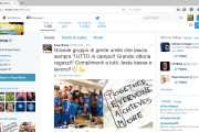 """Il tweet di Reina dopo la vittoria col Chievo: """"Siamo un grande gruppo di gente umile"""""""