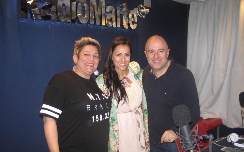 "Sirya ospite nei ""I Marzianissimi"" con Gigio Rosa & Rosanna Iannacone"