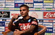 """Insigne: """"Godiamoci la vittoria con i nostri tifosi. Siamo ancora dietro di un punto, quindi pensiamo alla Fiorentina"""""""