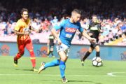"""Mertens: """"Ci è mancata un po' di fiducia e di fortuna, un gol ci avrebbe spianato la strada"""""""