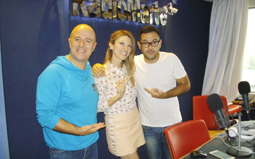 L'Aura ospite in Arrivano i Mostri con Gigio Rosa e Francesco Mastandrea