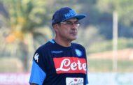 Club Napoli Maurizio Sarri: