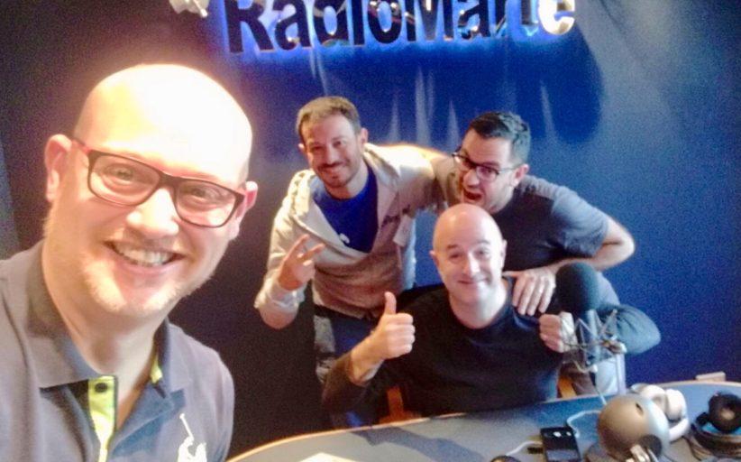 """I comici di Made in Sud in """"Arrivano I Mostri"""" con Gigio Rosa e Francesco Mastandrea"""