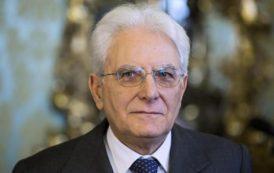 Mattarella: Conferimento Onorificenze E Intervento A Giuramento Nunziatella