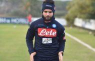 Napoli, allenamento a Castel Volturno: Lorenzo Insigne è rientrato in gruppo