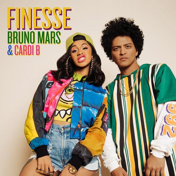 Bruno Mars - Finesse (Remix) feat. Cardi B