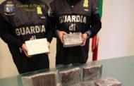 Sequestrati 11Kg Di Cocaina: Arrestate 4 Persone