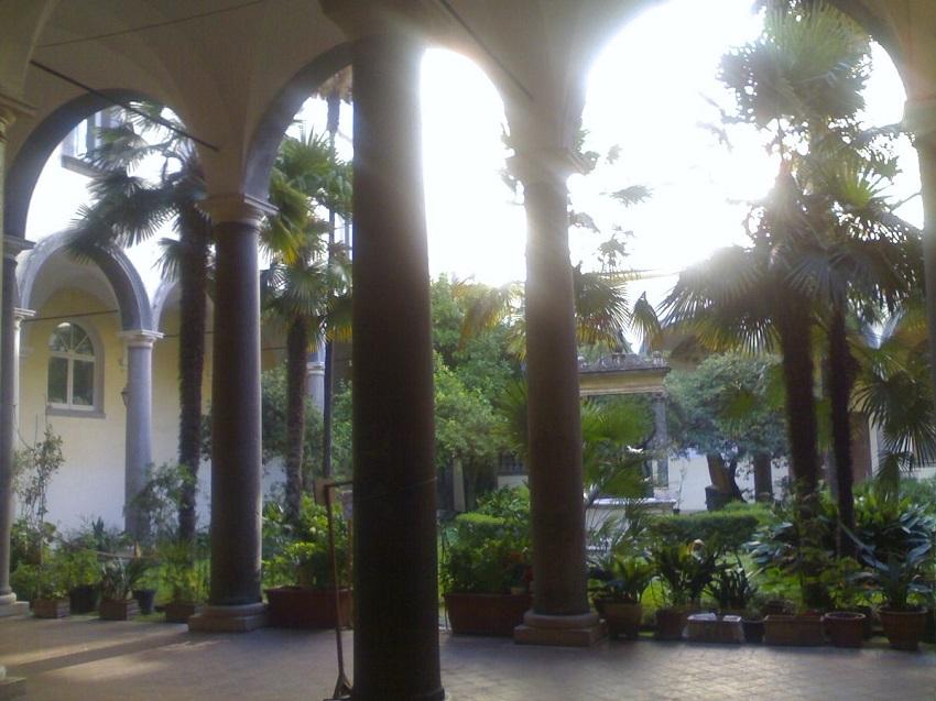 Crollo Ex Convento Ai Tribunali: Migliorano Le Condizioni Dell'Operaio Più Grave