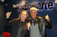 "Red Canzian Ospite in ""We Can Radio"" con Dino Piacenti"