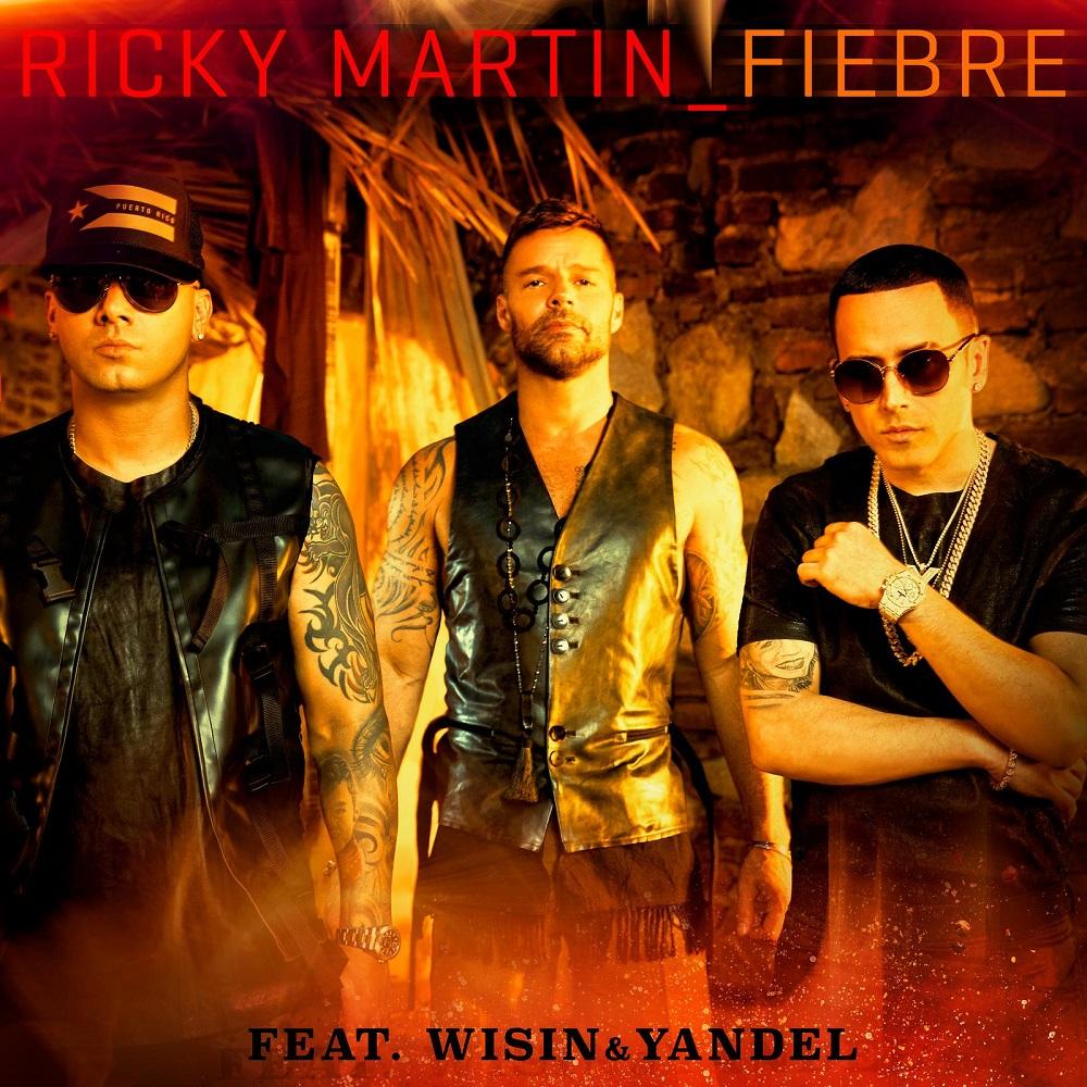 RICKY MARTIN – FIEBRE feat. WISIN & YANDEL