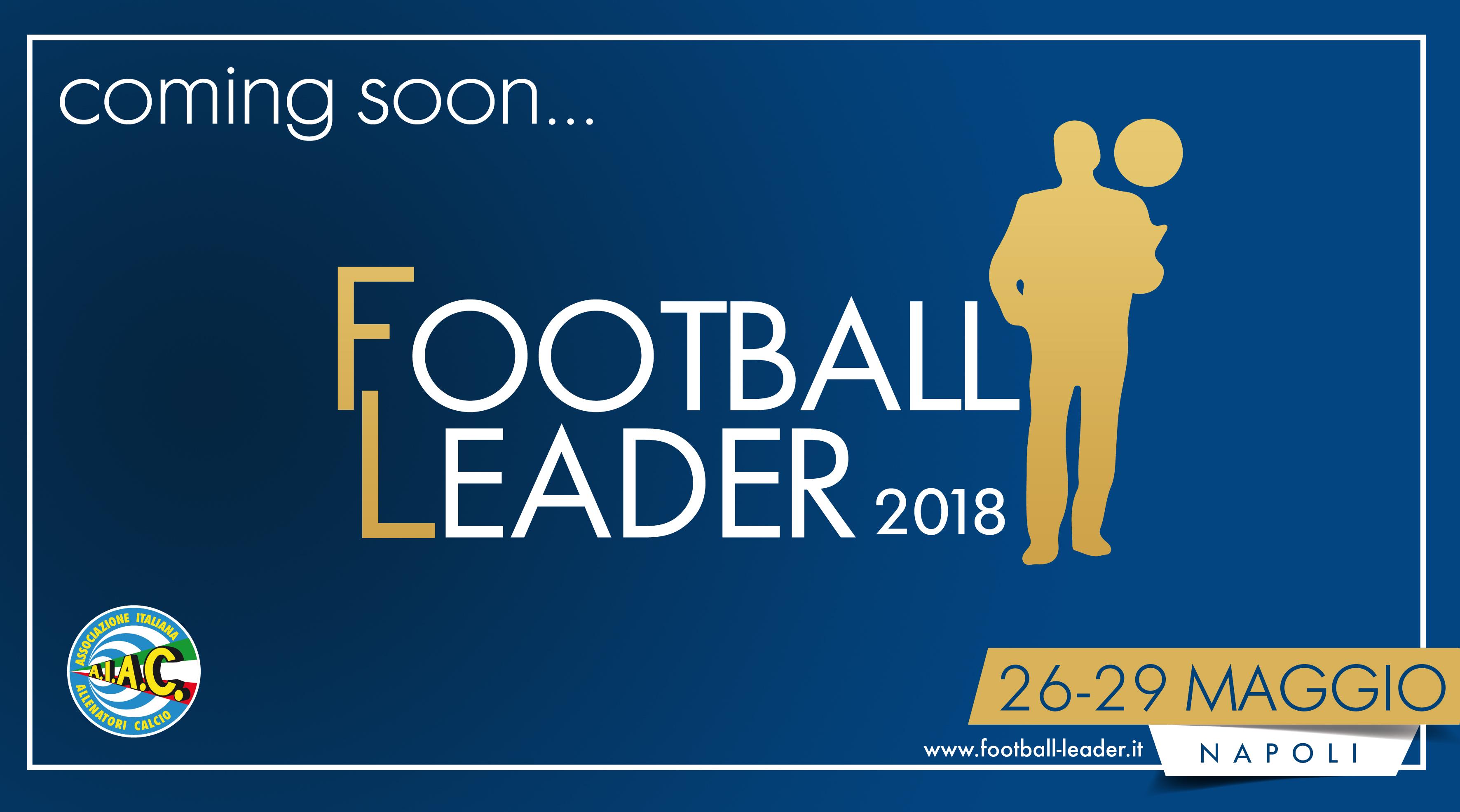 Football Leader 2018 / Giampaolo vince il premio 'Panchina Giusta', Tare lo Scouting Leader