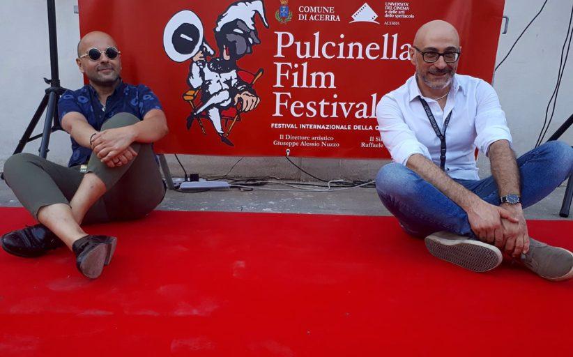 """Evento """"Pulcinella Film Festival"""""""