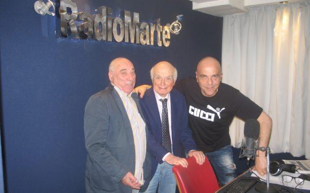 Antonio Lubrano & Edoardo Romano ospiti di Gianni Simioli nel programma