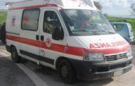 Vomero: Ambulanza Colpita Da Un Oggetto. Finestrino Rotto E Infermiera Ferita
