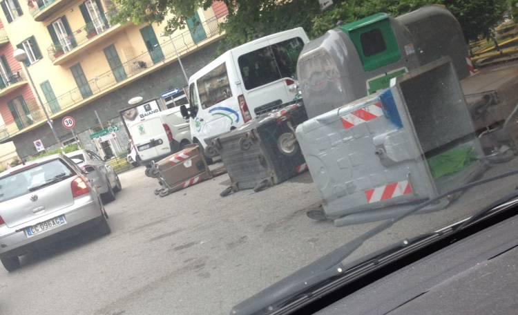 Vomero: Proteste E Guerriglia Urbana Contro Costruzione Di Box Auto