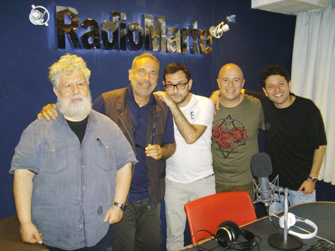Lello Arena & Enzo De Caro ospiti in