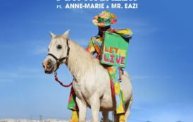 "RUDIMENTAL x MAJOR LAZER ""LET ME LIVE"" (FT. FT. ANNE-MARIE & MR EAZI)"