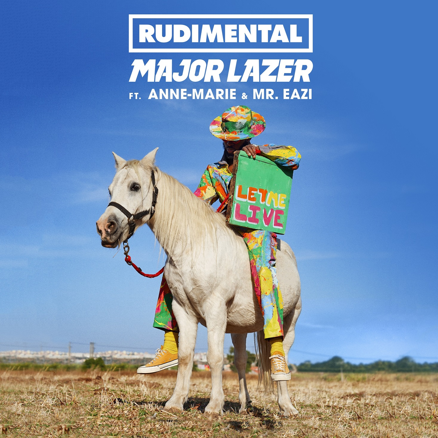 RUDIMENTAL x MAJOR LAZER