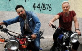 """STING & SHAGGY """"DREAMING IN THE U.S.A"""""""