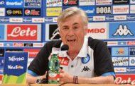 Napoli, Ancelotti alla vigilia della sfida con il Psg: