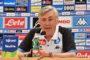 """Napoli, Ancelotti: """"Buona prova, la condizione fisica crescerà. L'arrivo di una punta? Non sono affari vostri"""""""