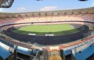 """San Paolo, la replica dell'assessore Borriello: """"Martedì finiremo i lavori per la pista d'atletica. Stadio pronto per il Milan"""""""