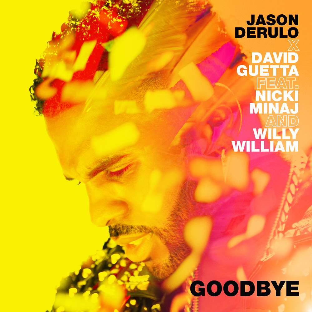 "JASON DERULO  ""GOODBYE"""