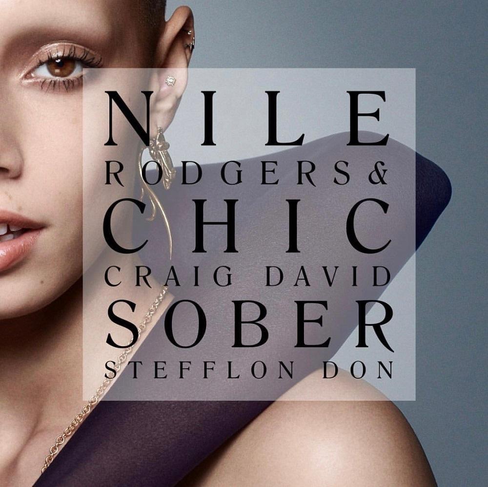 Nile Rodgers & CHIC - Sober ft. Craig David e Stefflon Don