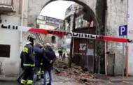 Afragola: Crolla Palazzo, Nessun Ferito