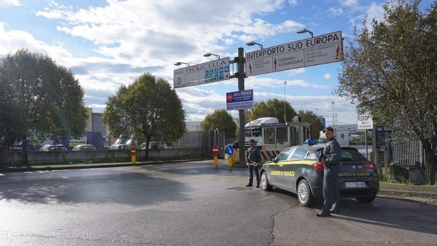 Arrestato Proprietario Dell'Interporto Sud Europa