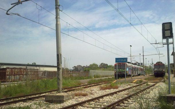 Stazione Circumflegrea Di Licola Derubata